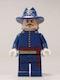 Minifig No: tlr016  Name: Captain J. Fuller