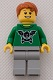 Minifig No: tls004  Name: Lego Brand Store Male, Bat Wings and Crossbones - Indianapolis