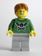 Minifig No: tls015  Name: Lego Brand Store Male, Bat Wings and Crossbones - Lone Tree