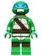 Minifig No: tnt002  Name: Leonardo (79104)