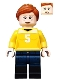 Minifig No: tnt016  Name: April O'Neil