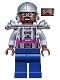 Minifig No: tnt018  Name: Baxter Stockman
