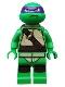 Minifig No: tnt019  Name: Donatello (79101)