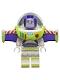 Minifig No: toy018  Name: Buzz Lightyear - Minifigure Head