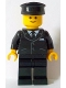 Minifig No: twn177a  Name: Chauffeur - Suit with Pockets