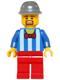 Minifig No: twn199  Name: Juggling Man
