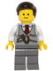 Minifig No: twn251  Name: Bank Manager (10251)