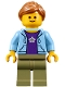 Minifig No: twn275  Name: LEGO Fan