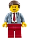 Minifig No: twn278  Name: Office Worker (40172)