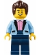 Minifig No: twn313  Name: Rock Star