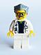 Minifig No: uagt023  Name: Professor Brainstein