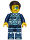 Minifig No: uagt033  Name: Agent Curtis Bolt