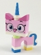 Minifig No: uni01  Name: Unikitty - Happy