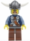 Minifig No: vik024  Name: Viking Warrior 2c