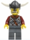 Minifig No: vik025  Name: Viking Warrior 5e