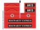 Part No: 10132stk01  Name: Sticker for Set 10132 - (50200/4226636)
