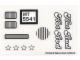Part No: 10151stk01  Name: Sticker for Set 10151 - (170155)