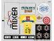 Part No: 10244stk01  Name: Sticker for Set 10244 - (17782/6075739)