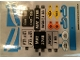 Part No: 10252stk01b  Name: Sticker for Set 10252 - North American Version - (26953/6153756)