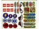 Part No: 2914stk01  Name: Sticker for Set 2914 - Sheet 1 (22993/4141922)