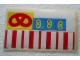 Part No: 361stk01  Name: Sticker for Set 361 - (004283)