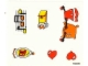 Part No: 3678stk01  Name: Sticker for Set 3678 - (194065)