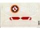Part No: 4005stk01  Name: Sticker for Set 4005 - (194175)