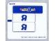 Part No: 40144stk01  Name: Sticker for Set 40144 - (22300/6121951)