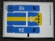 Part No: 40192stk01  Name: Sticker for Set 40192 - (18436/6083355)