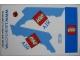 Part No: 4032.1stk01  Name: Sticker for Set 4032-1 - LEGO Air (51625/4247817)