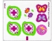Part No: 41059stk01a  Name: Sticker for Set 41059 - International Version - (17790/6076019)