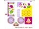 Part No: 41094stk01a  Name: Sticker for Set 41094 - International Version - (19866/6102486)