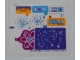 Part No: 41116stk01  Name: Sticker For Set 41116 - (25706/6142391)