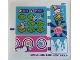 Part No: 41127stk01a  Name: Sticker for Set 41127 - International Version - (26749/6152435)