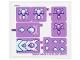 Part No: 41178stk01b  Name: Sticker for Set 41178 Sheet 1 - North American Version - (26985/6154032)