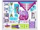Part No: 41317stk01  Name: Sticker for Set 41317 - (32911/6185496)