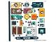 Part No: 41380stk01  Name: Sticker for Set 41380 - Sheet 1 (51926/6259820)