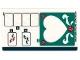 Part No: 41380stk02  Name: Sticker for Set 41380 - Sheet 2 (51928/6259821)