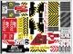Part No: 42082stk01  Name: Sticker for Set 42082 - (38739/6227119)