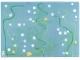 Part No: 4245319  Name: Plastic Backdrop, Belville The Mermaid Castle (5960)