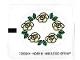 Part No: 5805stk02  Name: Sticker for Set 5805 - Sheet 2, Circle of Roses (72838/4119383)