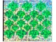 Part No: 5808stk03  Name: Sticker for Set 5808 - Sheet 3, Glitter Leaves (72607/4119384)