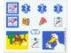 Part No: 5875stk01  Name: Sticker for Set 5875 - (4100336)