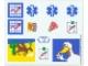 Part No: 5876stk01  Name: Sticker for Set 5876 - (4100336)