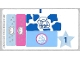 Part No: 5944stk01  Name: Sticker for Set 5944 - Sheet 1, Container Labels (48214/4216298)