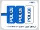 Part No: 60041stk01a  Name: Sticker for Set 60041 - International Version - (14793/6044081)