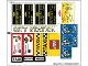 Part No: 60050stk01b  Name: Sticker for Set 60050 - Solid Color Background Version - (17895/6077974)
