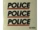 Part No: 6344stk01  Name: Sticker for Set 6344 - (821408)