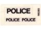 Part No: 6384stk01  Name: Sticker for Set 6384 - (195385)