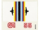Part No: 6440stk01  Name: Sticker for Set 6440 - (164365)
